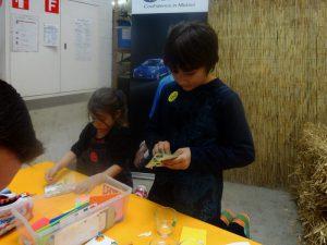 Frühlingsausstellung 2014 - Kids-Corner