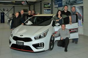 Das Fahrdynamic-Team im März 2014